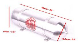 Seamless tank3gal